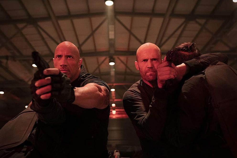 Which action star would you want to save you IRL: The Rock or Jason Statham?