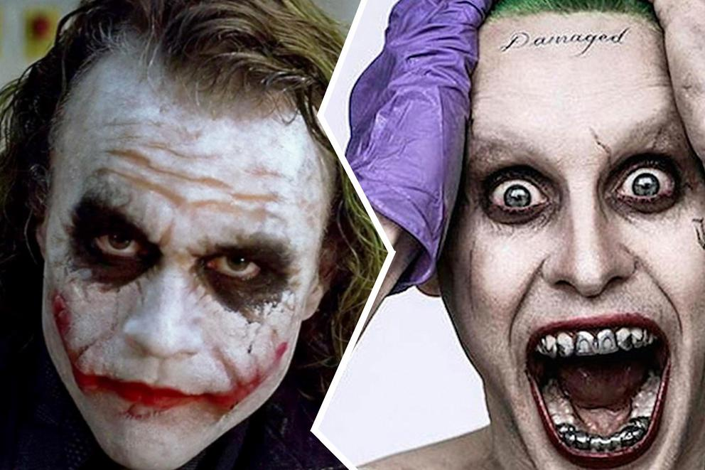 Who is a better Joker: Heath Ledger or Jared Leto?