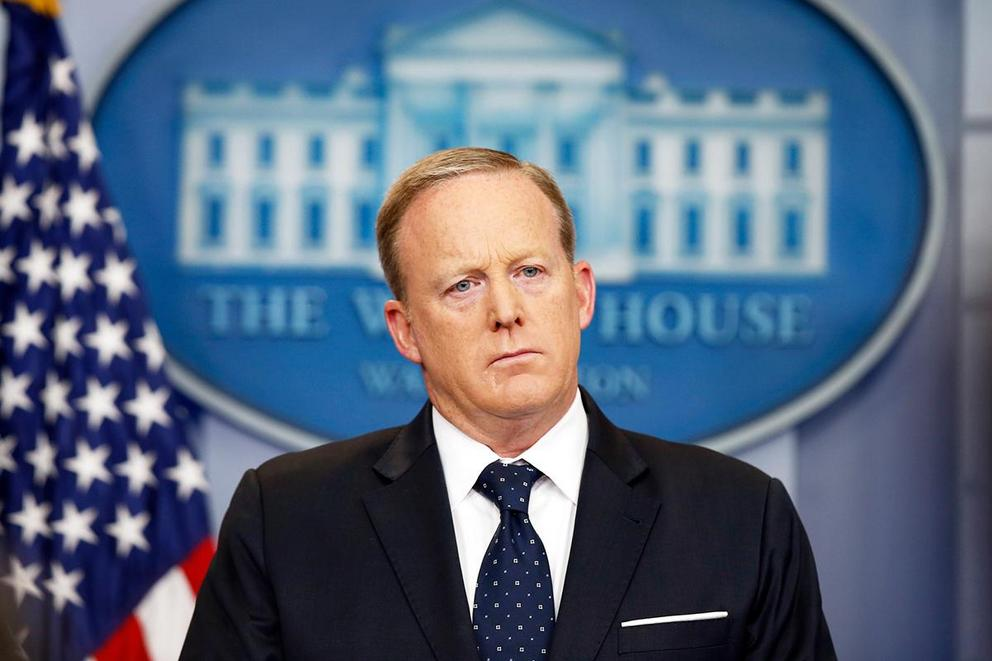 Will you miss Sean Spicer?
