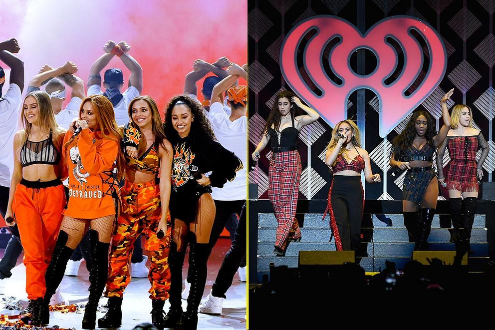 Greatest girl group of the 2010s: Little Mix or Fifth Harmony?