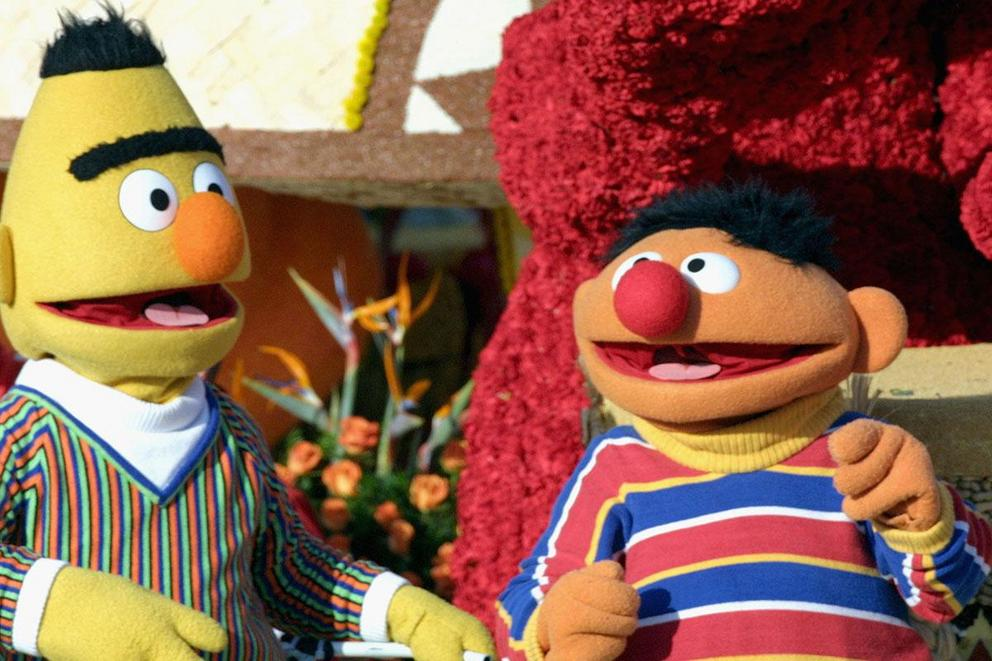 Should Bert and Ernie come out as gay?