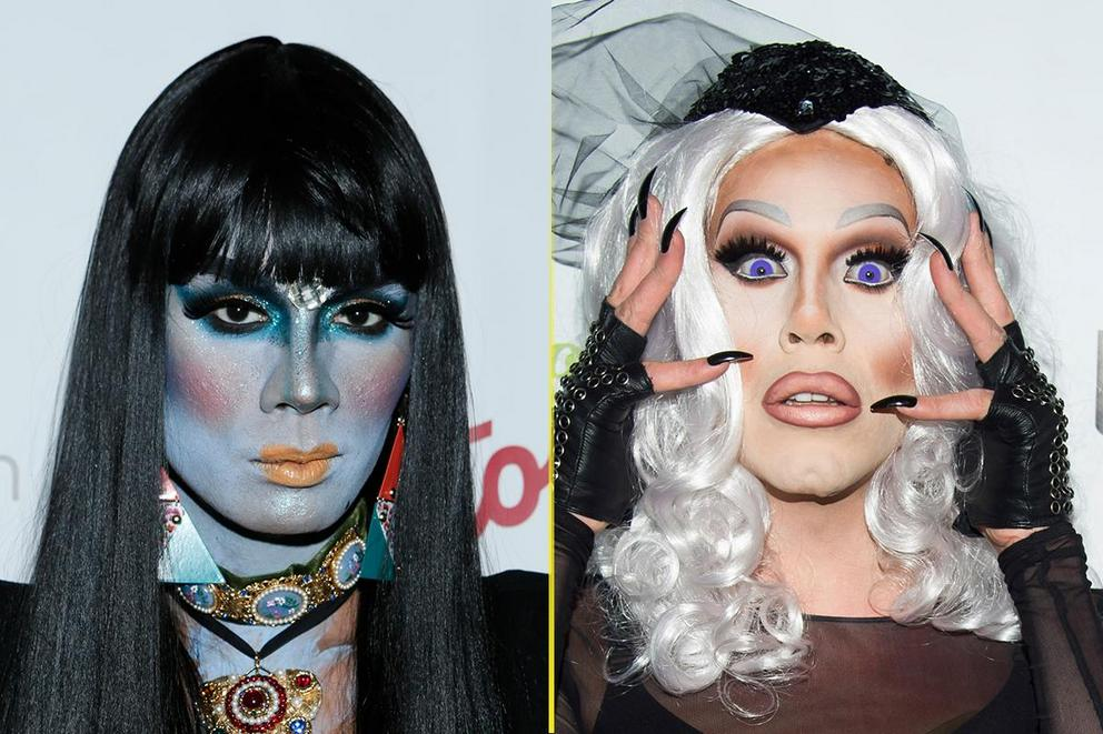 'RuPaul's Drag Race' Ultimate Queen: Raja or Sharon Needles?