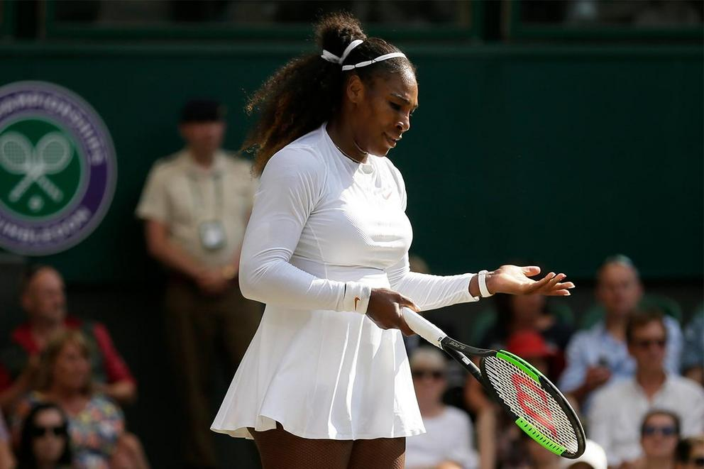 Is it 'discrimination' to frequently drug test Serena Williams for PEDs?