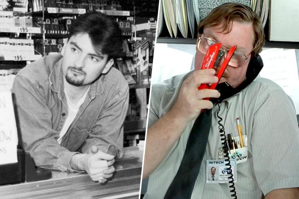 Favorite '90s workplace comedy: 'Clerks' or 'Office Space'?