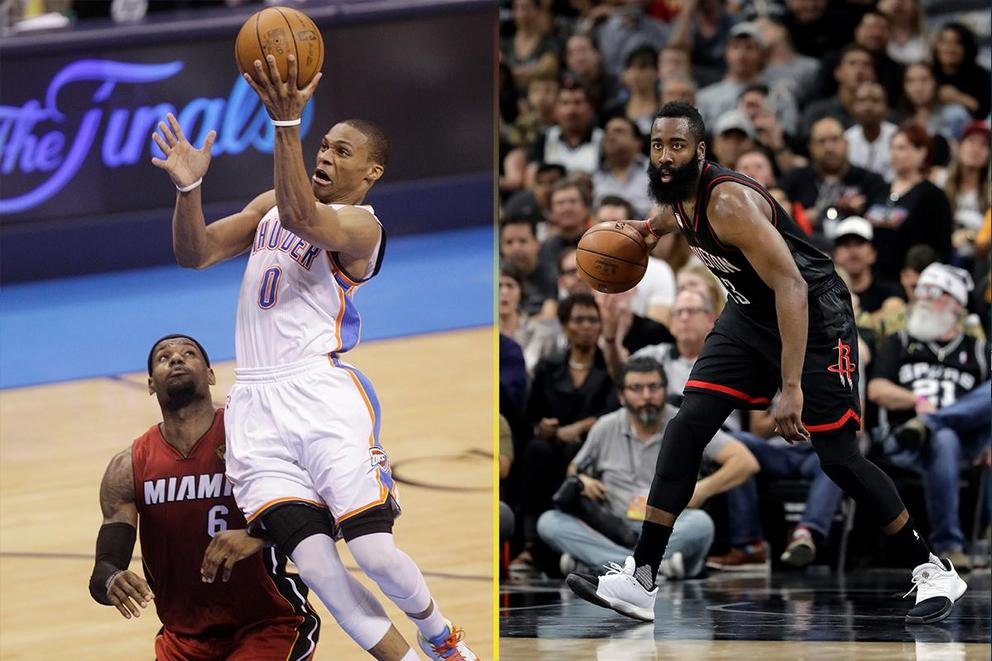 Did Russell Westbrook deserve the MVP more than James Harden?
