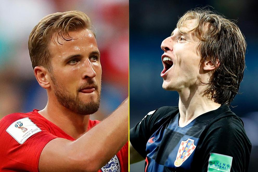 Who will advance to the World Cup final: England or Croatia?