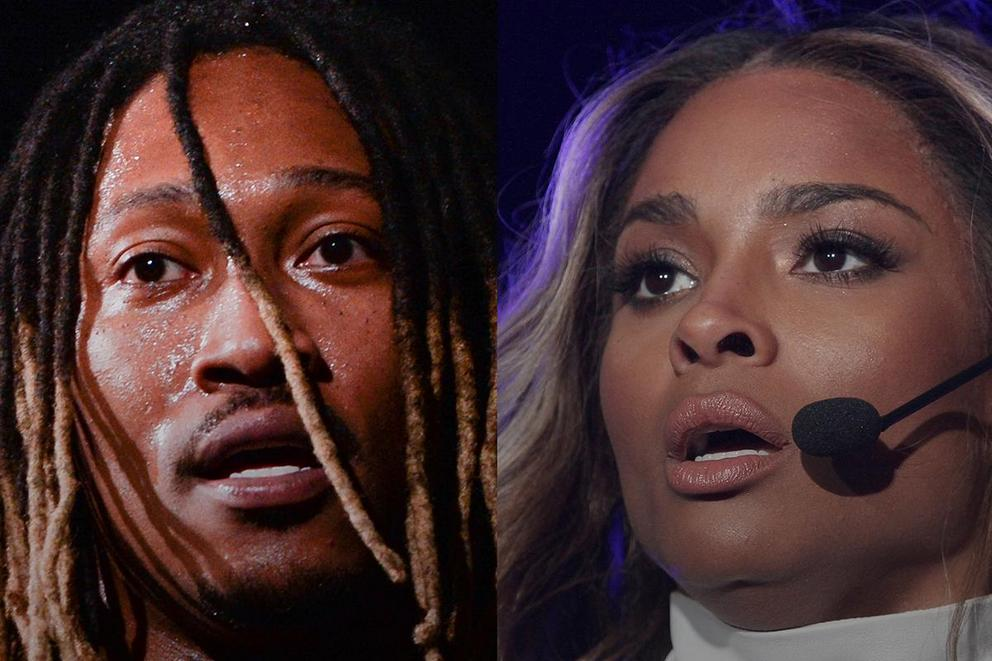 Is Ciara freaking out over nothing?