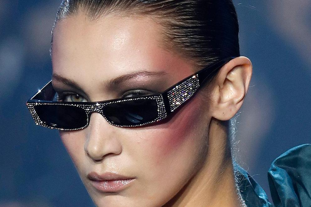 Is the small sunglasses trend just straight garbage?