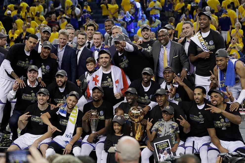 Should the NBA just crown the Golden State Warriors now?