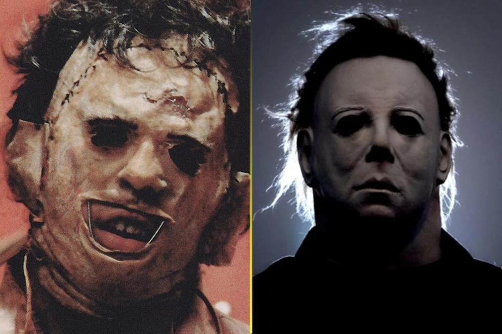 Scariest movie monster: Leatherface or Michael Myers?