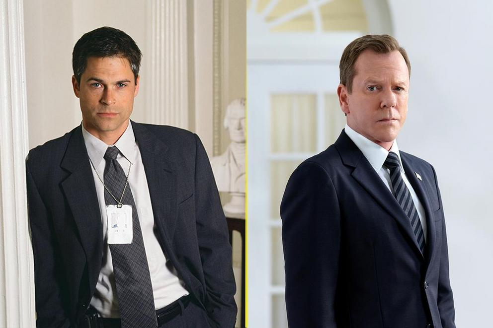 Best Political TV Show: 'The West Wing' or 'Designated Survivor'?
