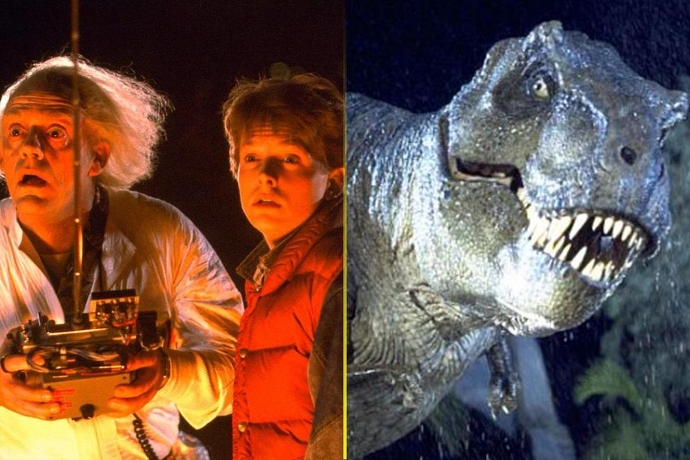 Greatest summer blockbuster: 'Back to the Future' or 'Jurassic Park'?
