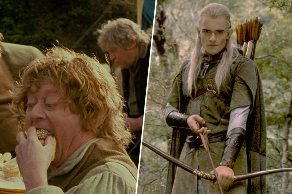 Would you rather be a hobbit or an elf?