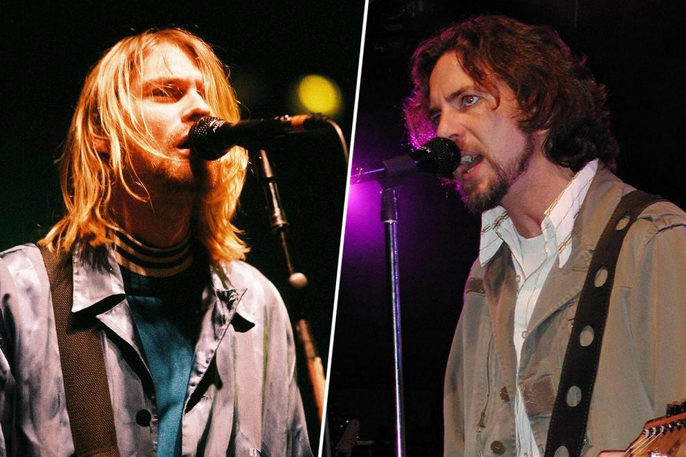 Most iconic grunge band: Nirvana or Pearl Jam?