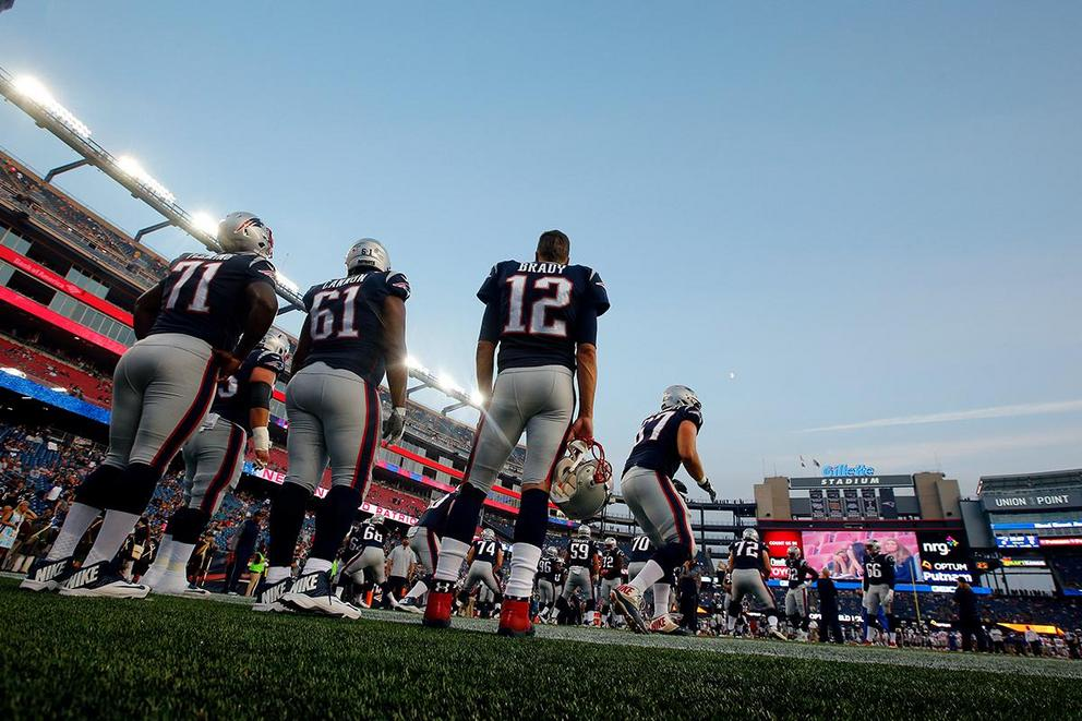 Who will the win Super Bowl: New England Patriots or the rest of the NFL?