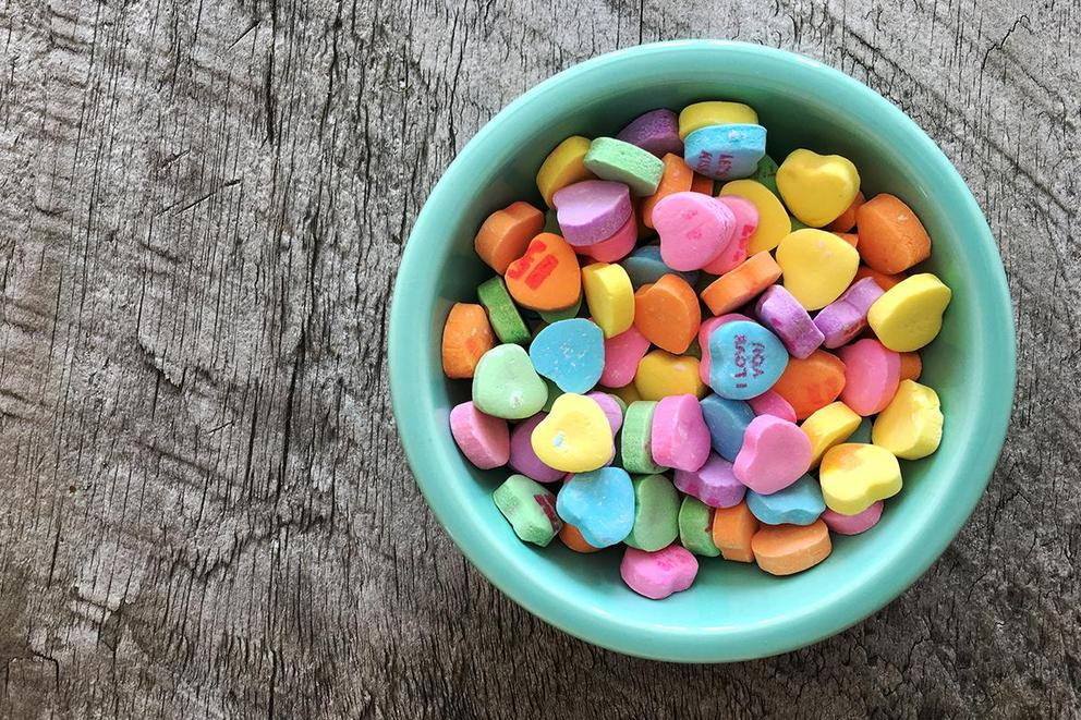 Will Valentine's Day be the same without conversation hearts?