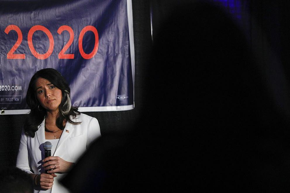 Should Tulsi Gabbard be included in the next Democratic debate?