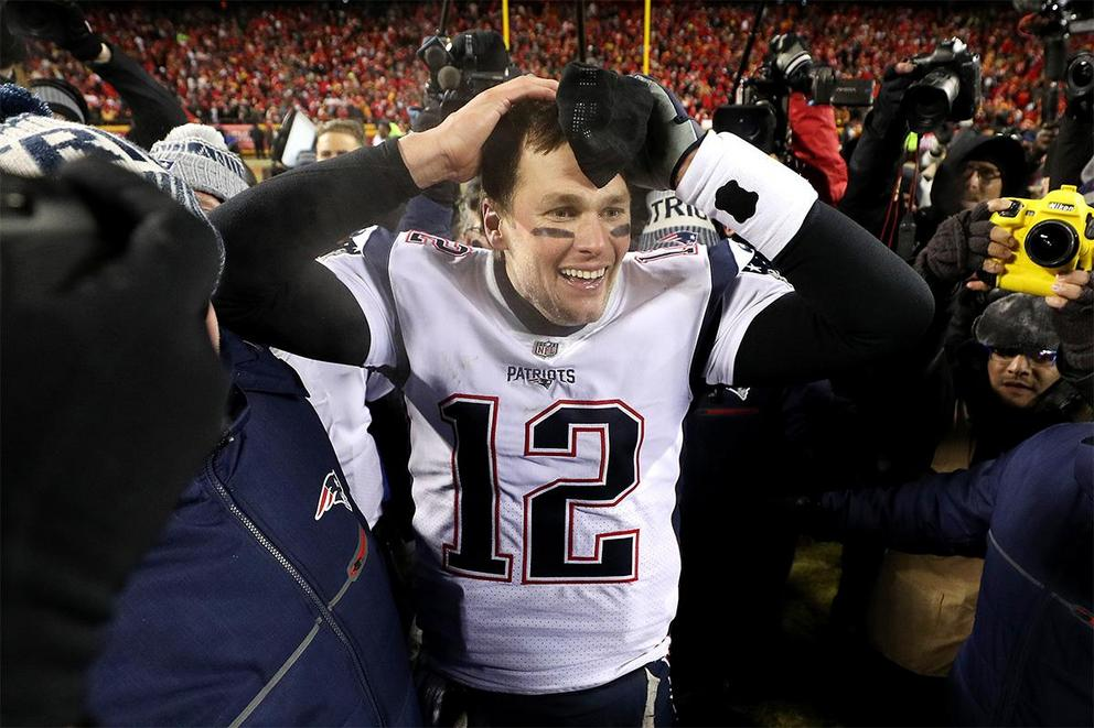 Is Tom Brady the greatest quarterback of all time?