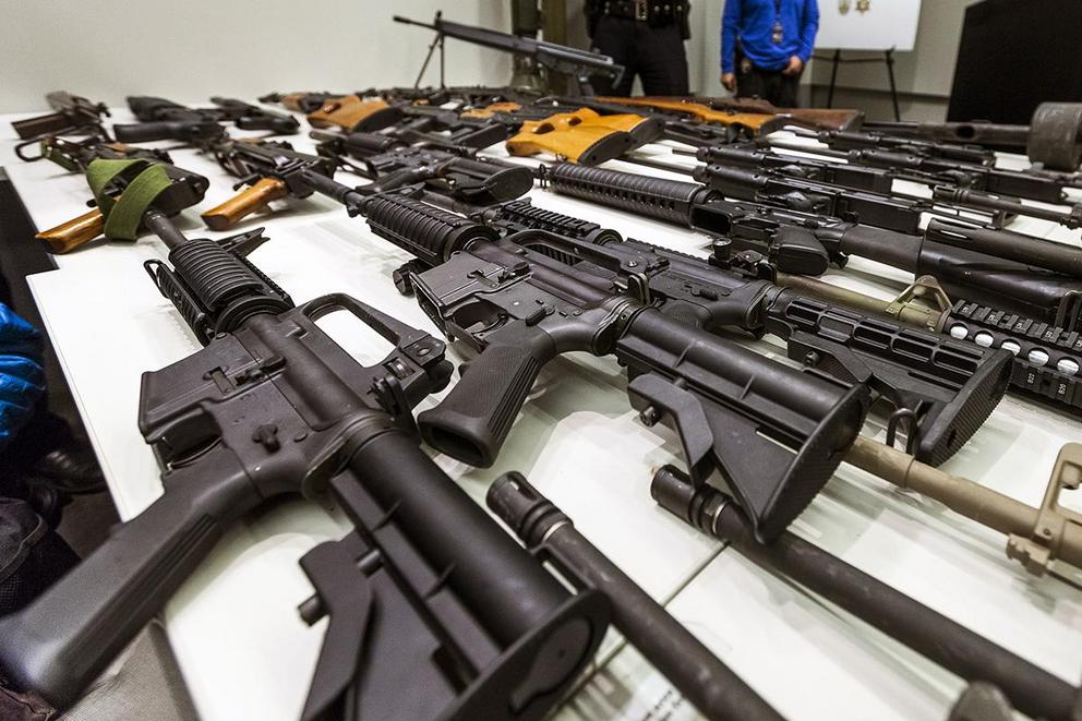 Is it too easy to buy a gun?