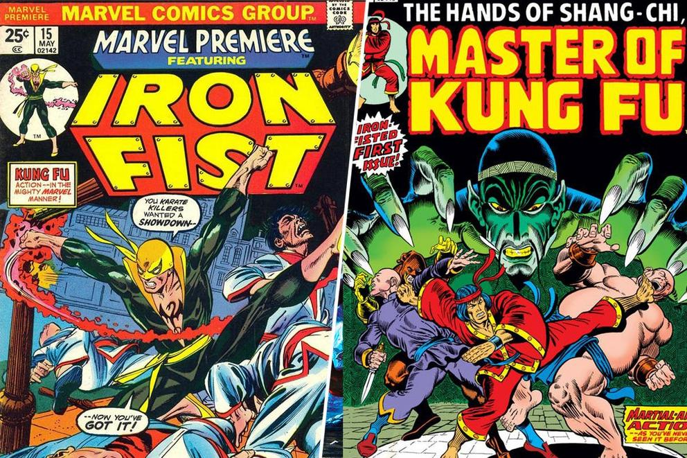 Who is Marvel's greatest fighter: Iron Fist or Shang-Chi?