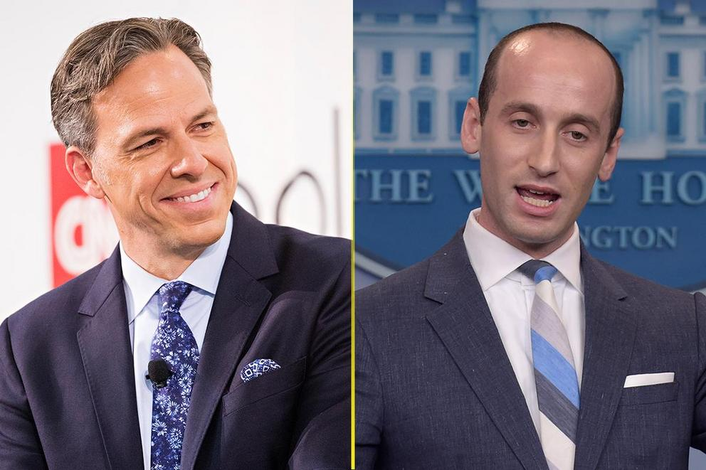 Jake Tapper or Stephen Miller: Who won the squabble on CNN's 'State of the Union'?