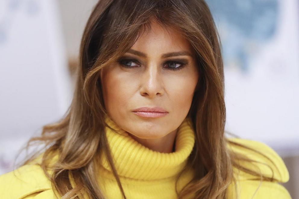 Should Melania Trump's parents be deported?