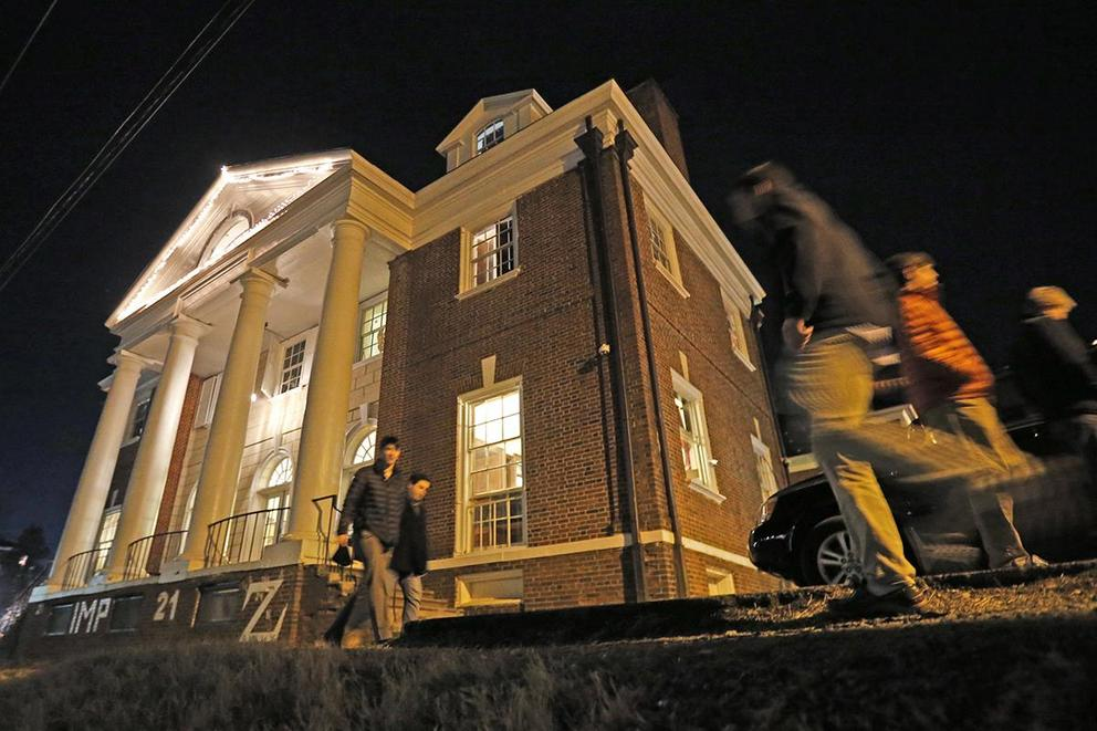 Should colleges get rid of frats?