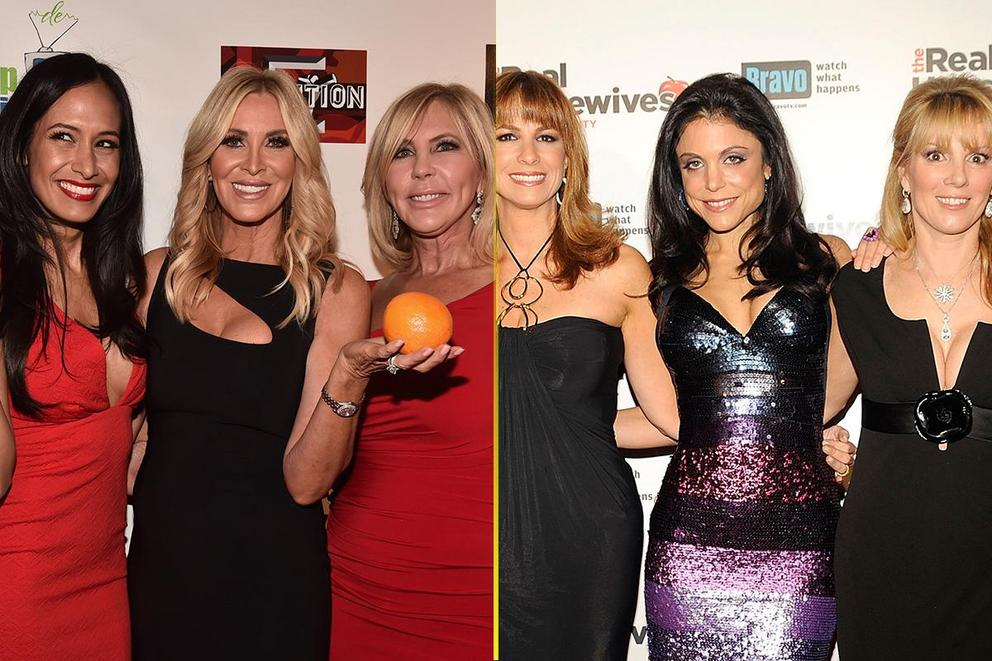 Favorite 'Real Housewives' series: 'Orange County' or 'New York'?