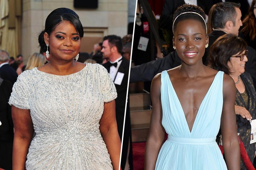 Best dressed at the Oscars of all time: Octavia Spencer or Lupita Nyong'o?