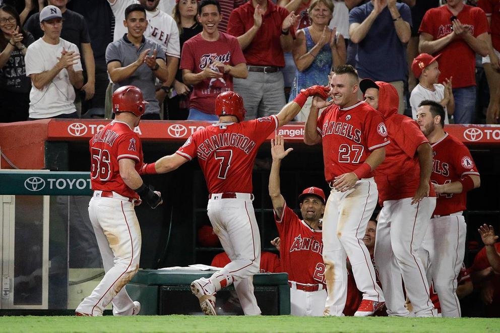 Are the Los Angeles Angels World Series contenders?