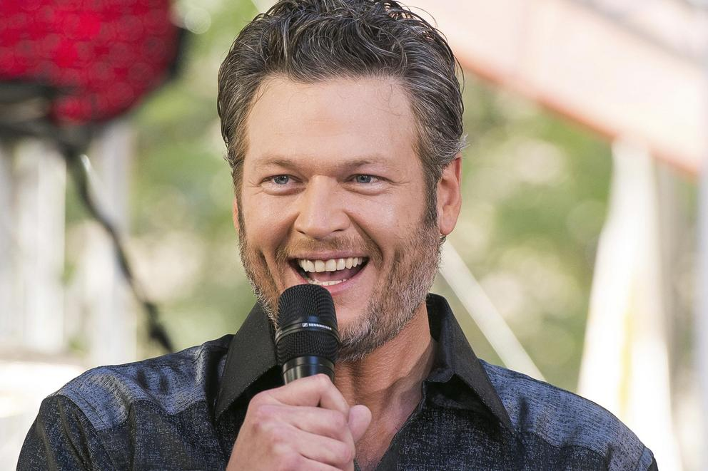 Is Blake Shelton really the 'Sexiest Man Alive'?