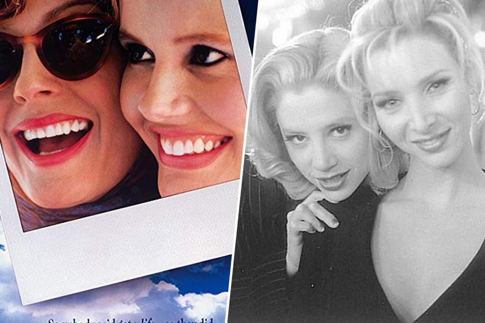 Favorite bestie film: 'Thelma and Louise' or 'Romy and Michele's High School Reunion'?