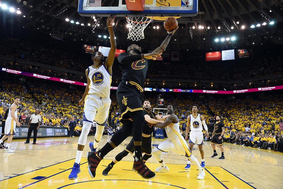 Who will win the 2018 NBA Finals: Warriors or Cavaliers?