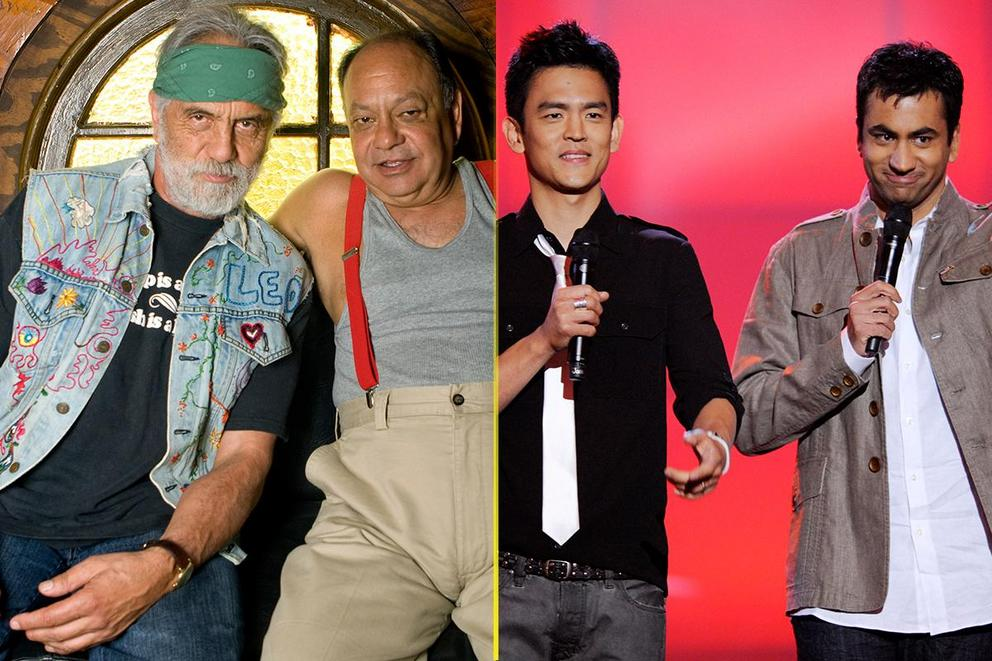 Ultimate stoner duo: Cheech and Chong or Harold and Kumar?