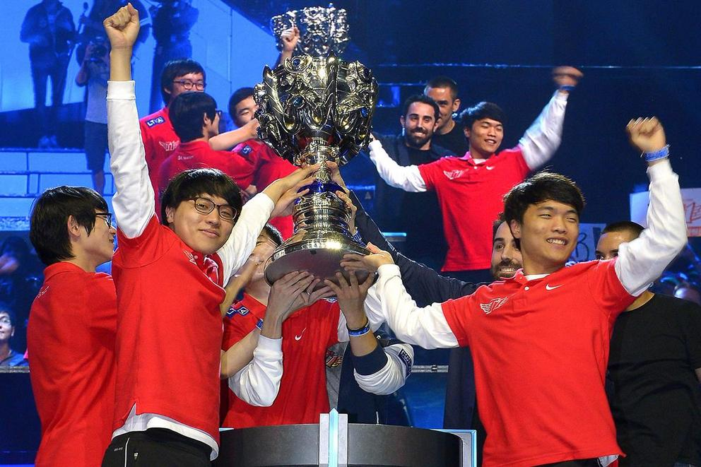 Are eSports competitors really athletes?