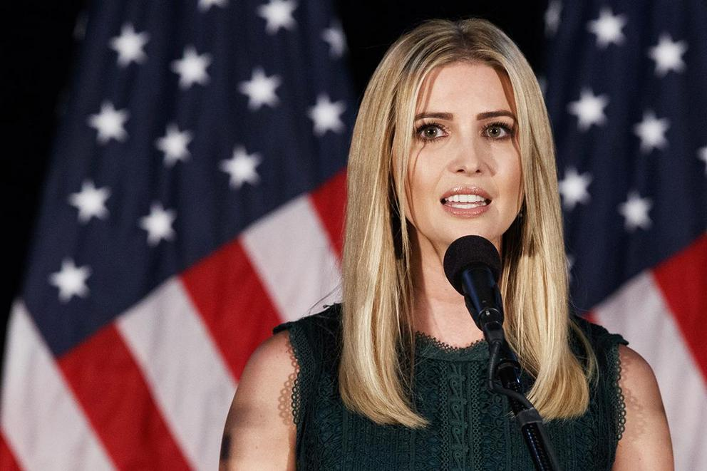 Is Ivanka Trump right that being a mom is a woman's most important job?