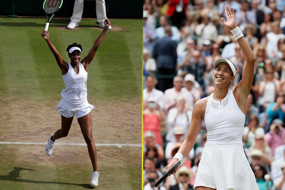 Who will win the women's Wimbledon Final: Venus Williams or Garbiñe Muguruza?