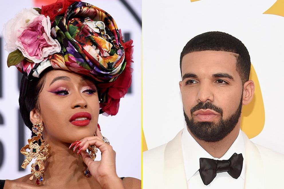 Biggest rapper of 2018: Cardi B or Drake?