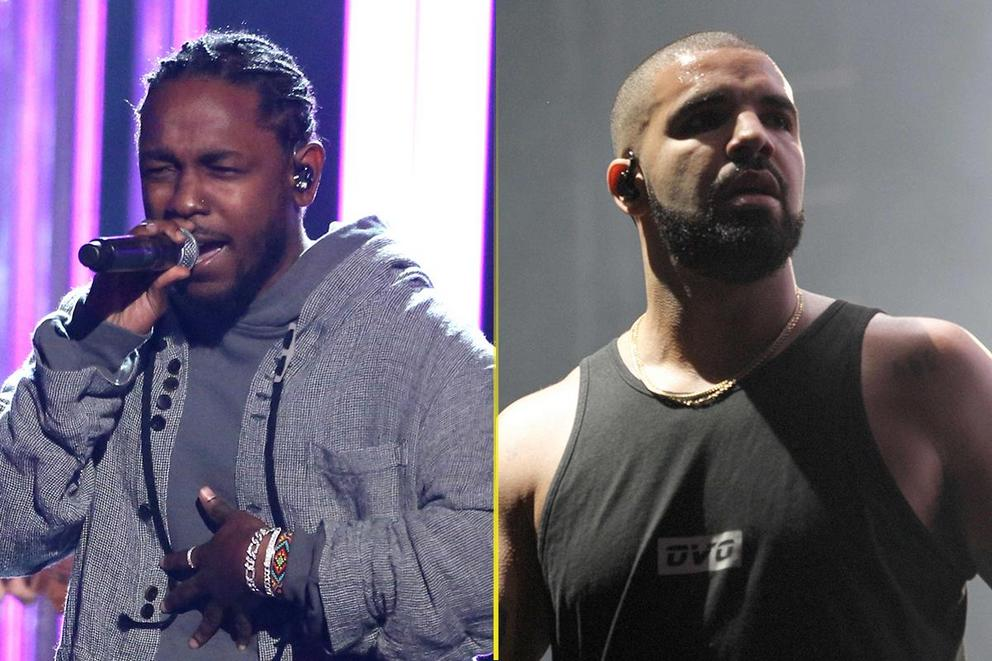 Best Male Hip Hop Artist: Kendrick Lamar or Drake?
