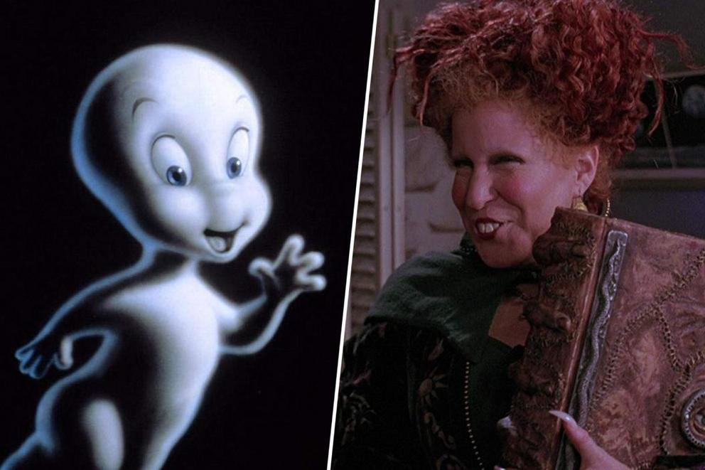Favorite Halloween movie from the '90s: 'Casper' or 'Hocus Pocus'?