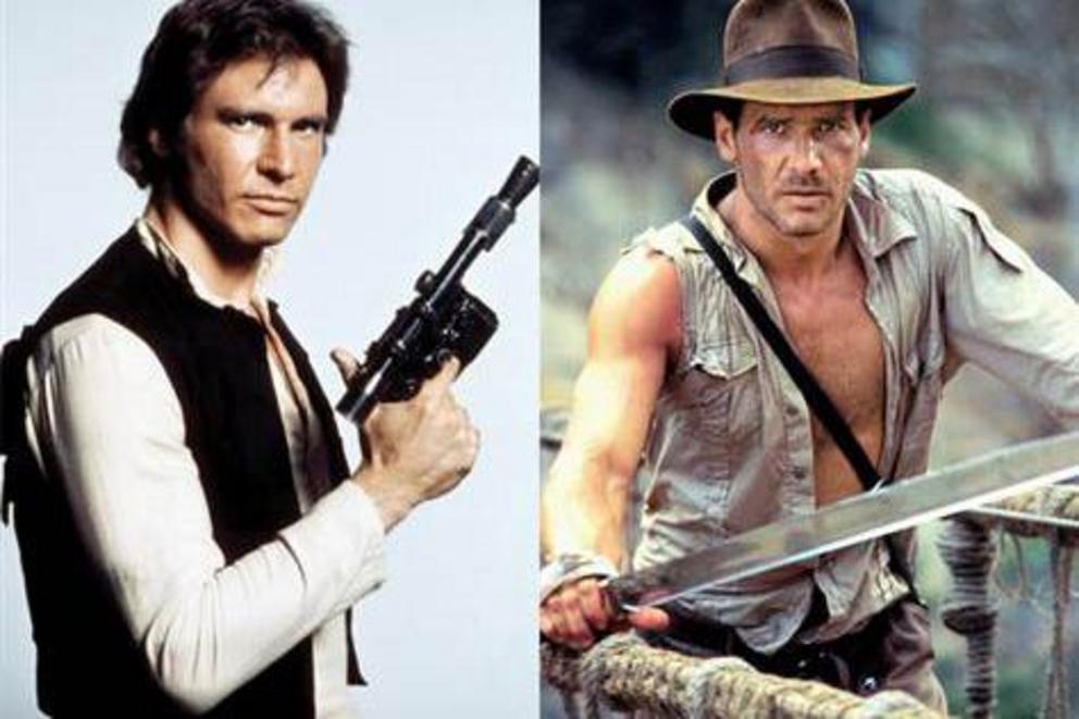 Which character is better: Han Solo or Indiana Jones?