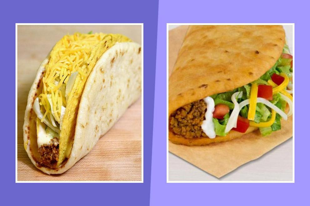 Best of Taco Bell: Cheesy Gordita Crunch or Chalupa Supreme?