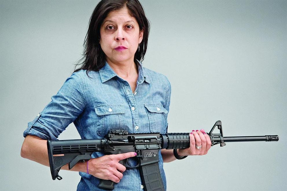 Should it take more than seven minutes to purchase an AR-15?
