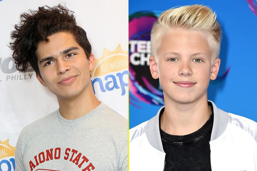 Radio Disney's Best Social Music Artist: Alex Aiono or Carson Lueders?