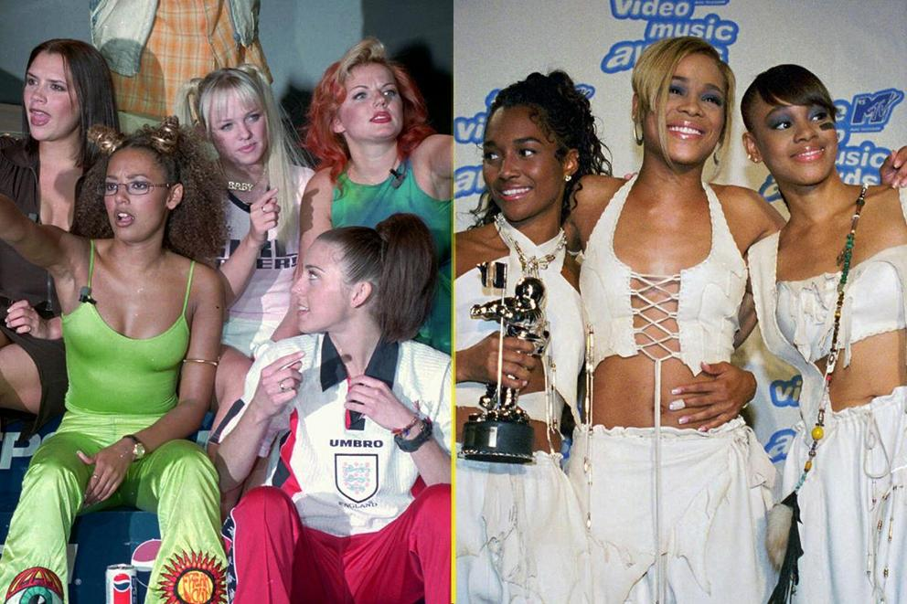 Best girl group power anthem: 'Wannabe' or 'No Scrubs'?
