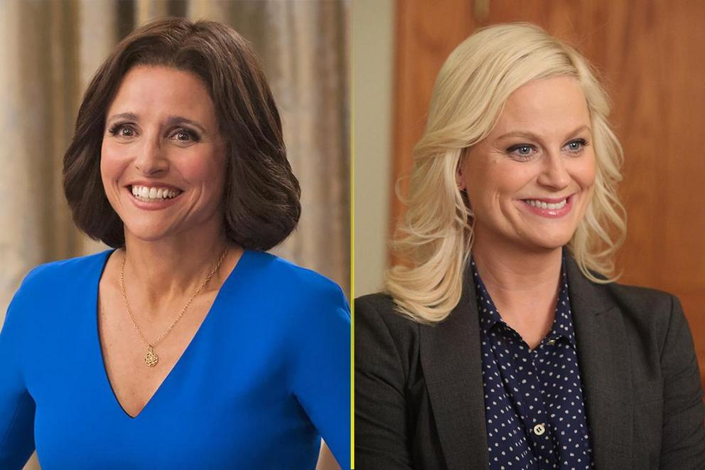Best Political TV Show: 'Veep' or 'Parks and Recreation'?