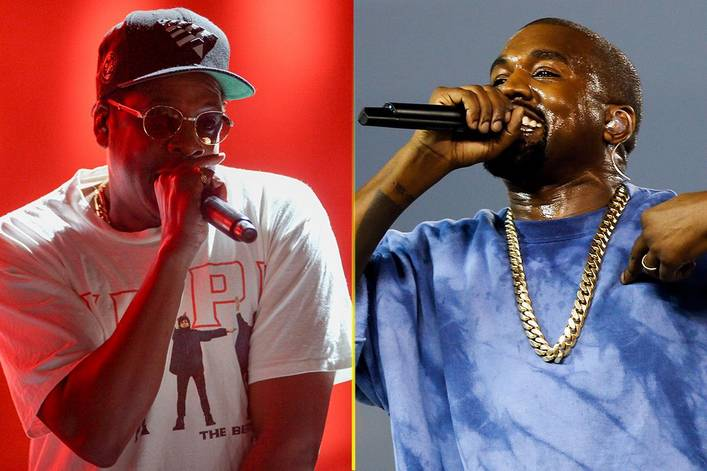 Jay-Z vs. Kanye West: Whose side are you on?