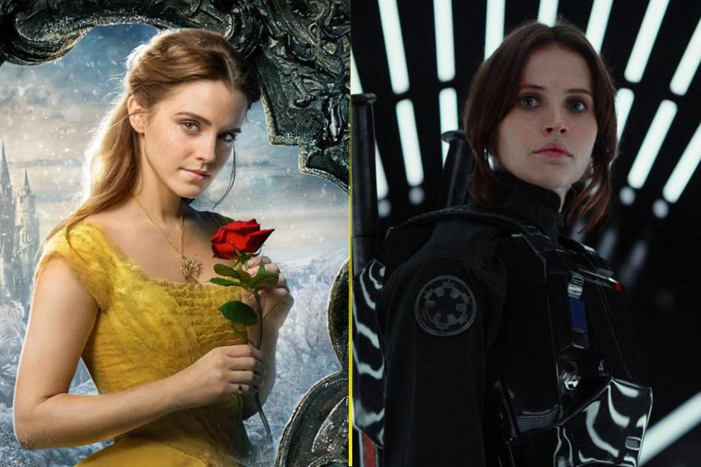 MTV Movie of the Year: 'Beauty and the Beast' or 'Rogue One'?