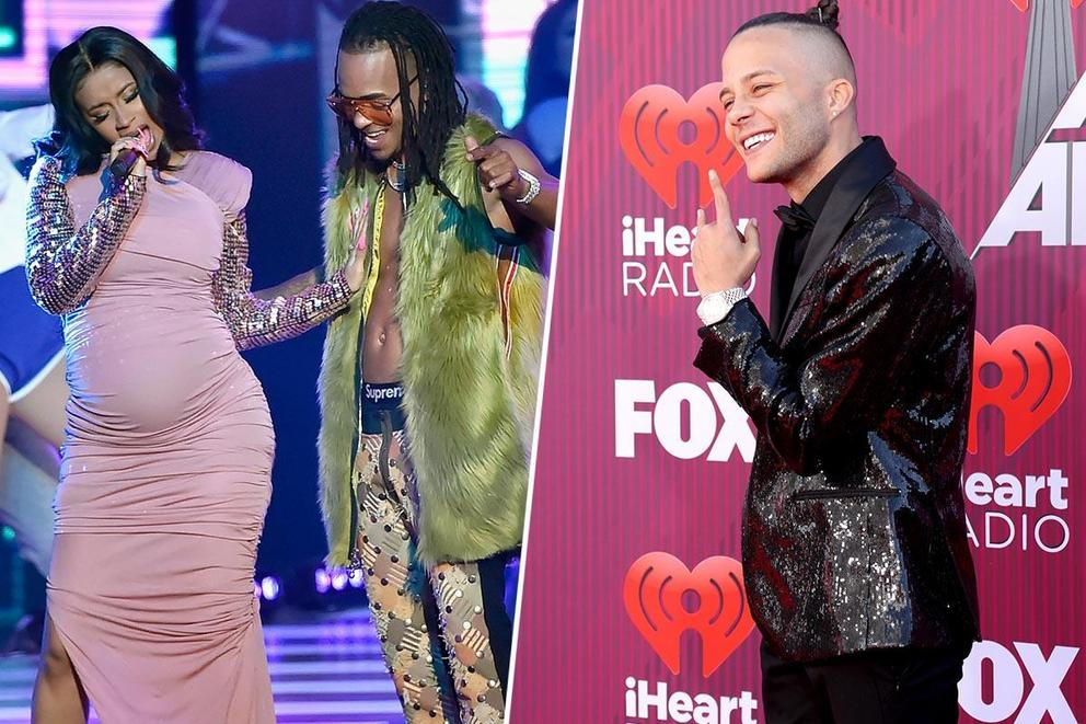 2019 Hot Latin Song of the Year: 'Taki Taki' or 'Te Boté'?