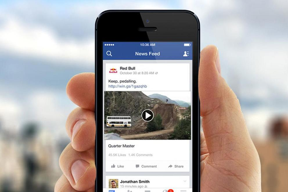 Should Facebook videos automatically play sound?
